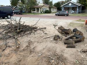 Free fire wood! for Sale in Lubbock, TX