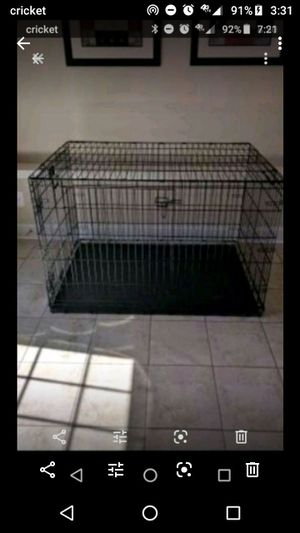 """36"""" Dog Crate Kennel for Sale in Alexandria, VA"""
