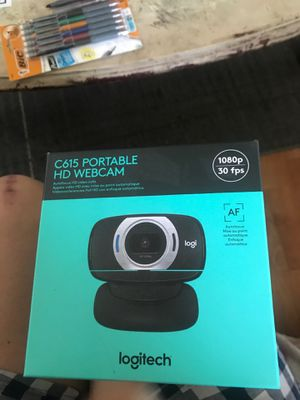 C615 portable hd webcam for Sale in Thomasville, NC