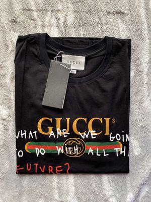 Black Gucci t shirt for Sale in Miami, FL