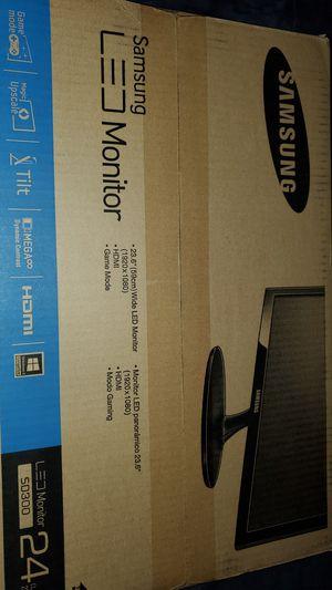 "Samsung 23"" computer monitor (gaming) for Sale in Coronado, CA"