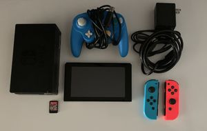 Nintendo Switch Bundle for Sale in Charlotte, NC