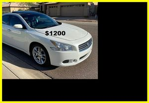 Price$1200 Nissan Maxima for Sale in St. Louis, MO