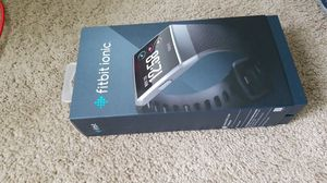 Fitbit ionic for Sale in Renton, WA
