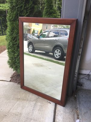 """Wall Mirror 32""""x50"""" for Sale in Apex, NC"""