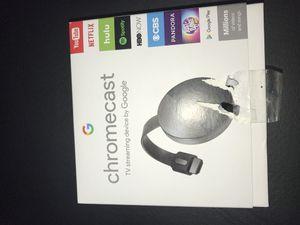 Google Chromecast for Sale in New Lenox, IL