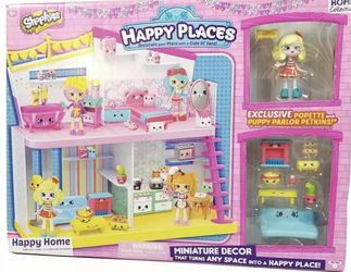 Shopkins - Happy Places Home: Popette Parlor Petkins Collection for Sale in Marietta,  GA