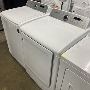 Top load White samsung for Sale in Houston, TX