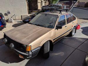 1985 Toyota AE82 Corolla DLX 5 Dr Hatchback for Sale in Mesa, AZ