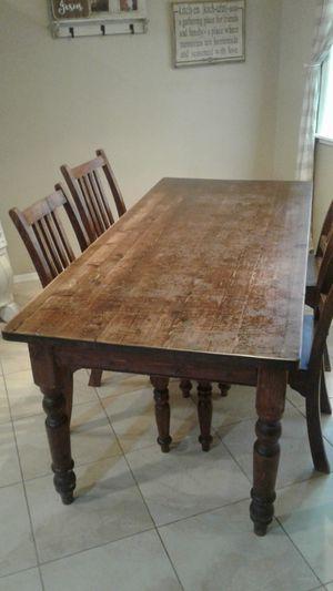 Vintage farm table. for Sale in Phoenix, AZ