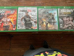 Xbox 1 games for Sale in Toledo, OH