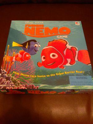 Finding Nemo board game for Sale in Smyrna, TN