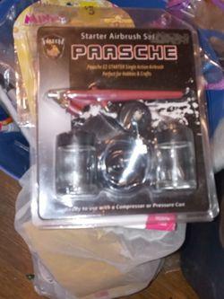 Paasche Starter Airbrush Kit for Sale in Nashville,  TN