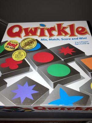 Quirkle Board Game for Sale in Bristow, VA