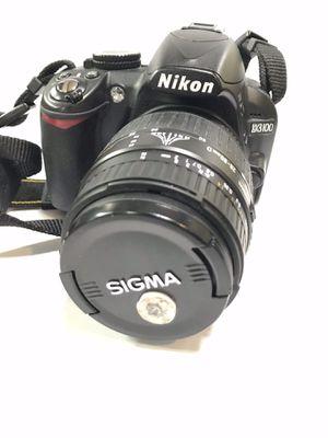 Nikon D 3100 & lens bundle for Sale in Ellensburg, WA