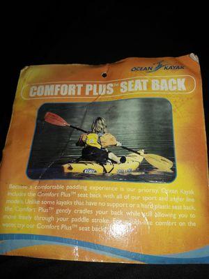 Kayak Comfort Plus Seat Back for Sale in Miami, FL