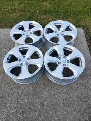 "RIMS WHEEL 17"" JEEP COMPASS. 2018 for Sale in Elgin, IL"