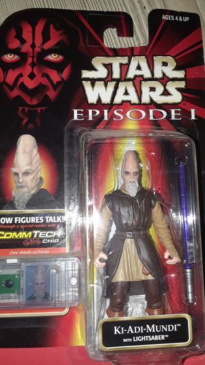 Collectable STAR WARS EPISODE 1 ACTION FIGURE for Sale in Hayward, CA