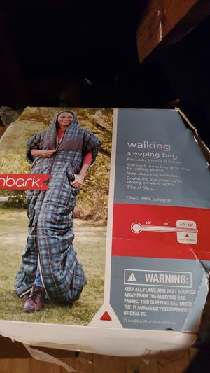 Walking sleeping bag for Sale in Willoughby, OH