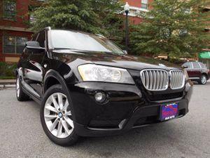 2013 BMW X3 for Sale in Arlington, VA