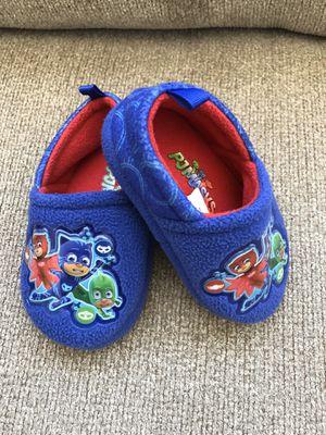 PJ Masks Little Boy Blue Character Slippers for Sale in Lynnwood, WA