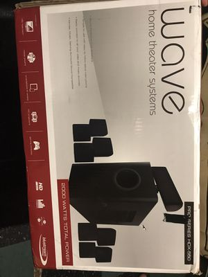 Home theater system for Sale in Philadelphia, PA