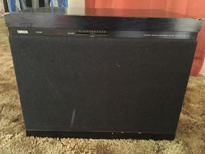 Yamaha NS W2 Subwoofer for Sale in Fresno, CA