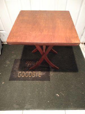 Antique wooden table for Sale in Sarasota, FL