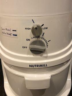 Flour Grain Mill for Sale in Ocala, FL