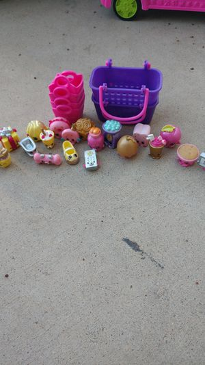 Shopkins season 3 matalic group for Sale in Mesa, AZ