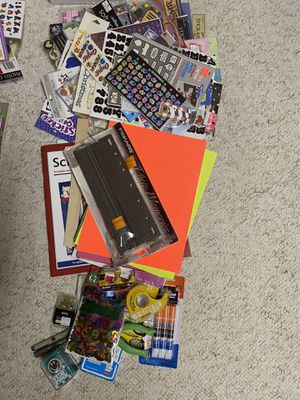 Scrapbooking supply kit #1 for Sale in Metamora, IL