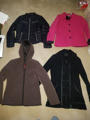 Calvin Klein, Michael Kors coats/jackets for Sale in Silver Spring, MD