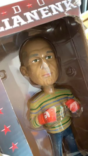 Brand New Fedor Emelianenko Bobblehead - Rare Limited Edition Not Sold in Stores Bellator MMA Game night giveaway UFC for Sale in Los Angeles, CA