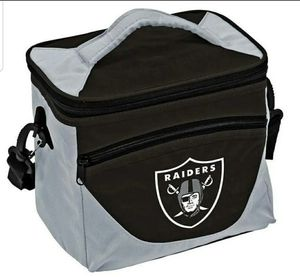 Las Vegas Raiders Halftime Lunch Cooler for Sale in Grand Terrace, CA