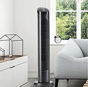 "Cascade 40"" Tower Fan With Remote for Sale in Los Angeles, CA"