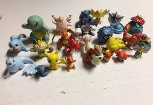 RARE retro Pokémon toy lot Nintendo Pokemon Rpg Pikachu charmander squirtle meowth Action Figure figurines collectable for Sale in San Ramon, CA
