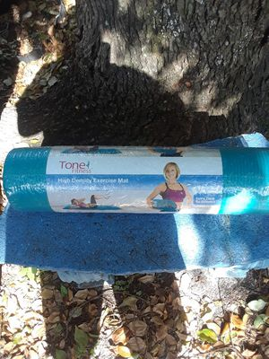 TONE FITNESS MAT for Sale in Wimauma, FL