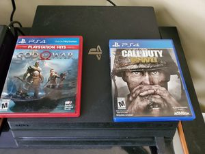 PS4 PRO+2 GAMES for Sale in Thompson's Station, TN