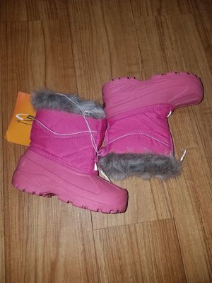 Snow boots for girl size 10 for Sale in Arlington Heights, IL