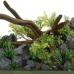 NEW Natural Landscape Ornament For Aquariums for Sale in Silver Spring, MD
