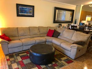 Sectional couch for Sale in Boca Raton, FL