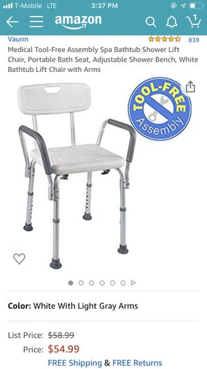 shower chairs for Sale in Richmond, CA