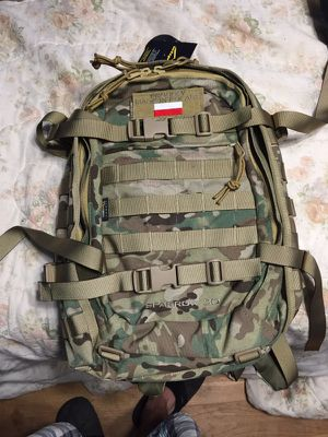 NEW Camo backpack for Sale in Worcester, MA