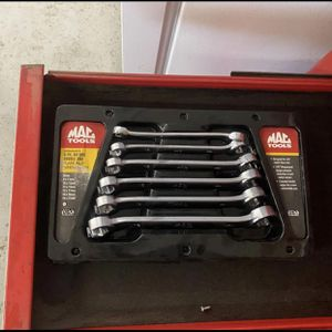 Mac Tools Metric Flare Nut Wrench Set for Sale in Turlock, CA