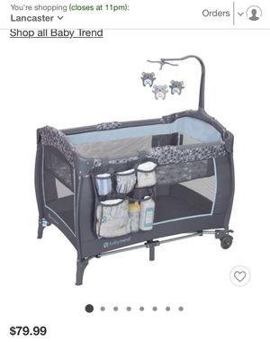 Baby trend Bassinet for Sale in Lancaster, CA
