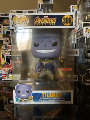 Funko pop Thanos 10 Inch for Sale in Irving, TX