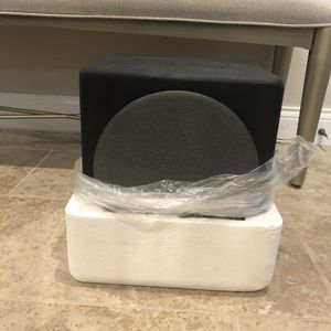 ORB audio super eight powered subwoofer for Sale in Austin, TX