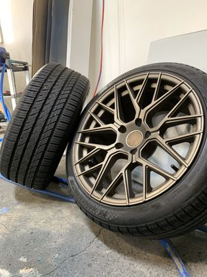 5x120 18x9 rims for Sale in Oak Forest, IL