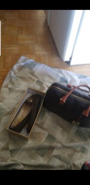 Michael kors bag and shoes perfect setup for Sale in Long Beach, CA