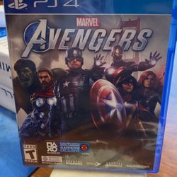 PS4 Avengers Game for Sale in Rancho Santa Fe,  CA